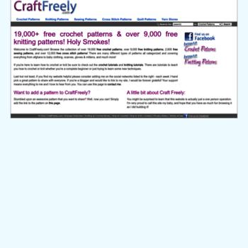 Craftfreely.com thumbnail