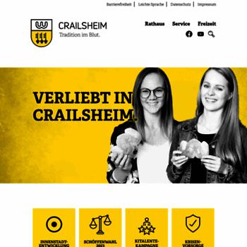 Crailsheim.de thumbnail