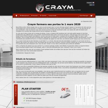 Craym.eu thumbnail