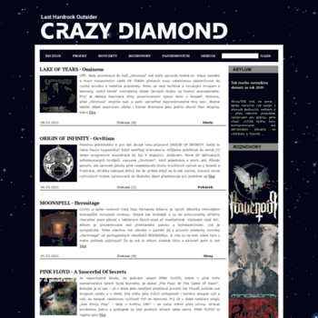 Crazydiamond.cz thumbnail