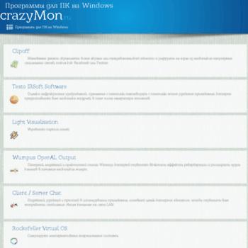 Crazymon.ru thumbnail