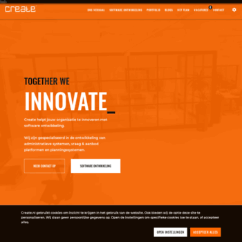 Create.nl thumbnail