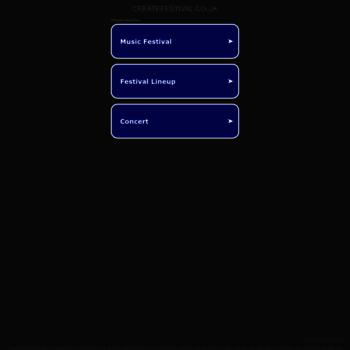 Createfestival.co.uk thumbnail