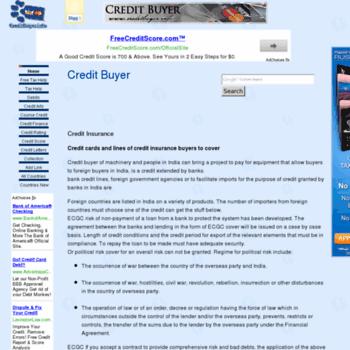 Creditbuyer.info thumbnail