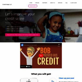 Creditmagic.net thumbnail