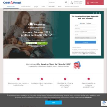 Creditmutuelprotectionvol Com At Wi Protection Vol Du