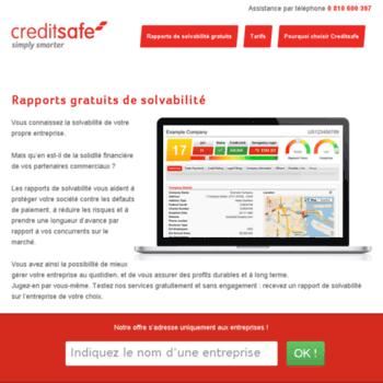 Creditsaferapportgratuit.fr thumbnail