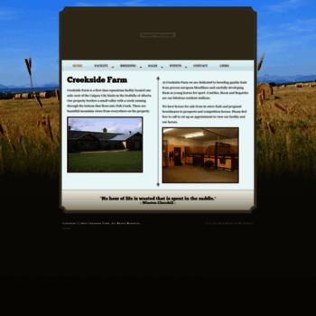 Creeksidefarm.ca thumbnail