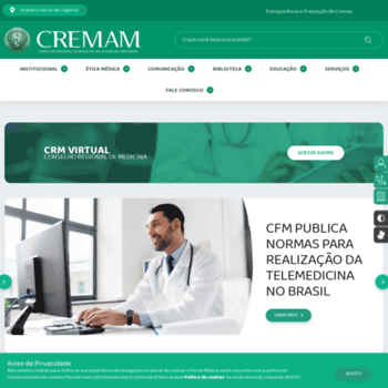 Cremam.org.br thumbnail