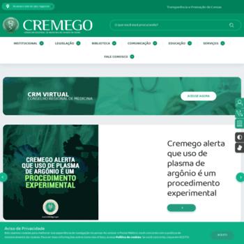 Cremego.org.br thumbnail