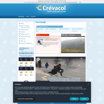 Crevacol.it thumbnail