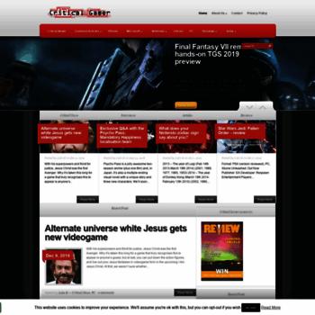 Criticalgamer.co.uk thumbnail