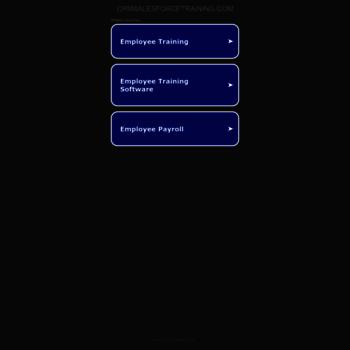 crmsalesforcetraining com at WI  Free CRM Salesforce