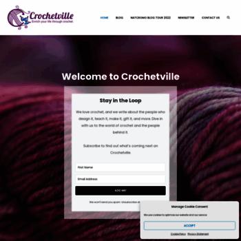 Crochetville At Wi Crochetville Enrich Your Life Through Crochet