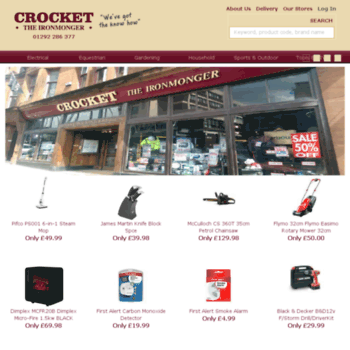 Crockets.co.uk thumbnail