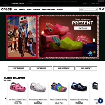 szukać Nowy Jork Nowe Produkty crocs.pl at WI. Crocs™ Polska | Oficjalny Sklep Crocs Polska