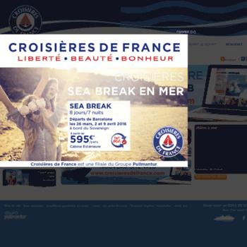 Croisieresdefrance.lu thumbnail