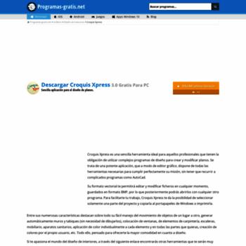 croquis xpress 2.5.0.4