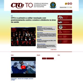 Croto.org.br thumbnail