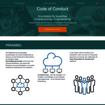 Crowdsourcing-code.de thumbnail