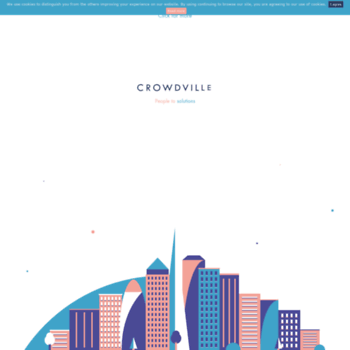 Crowdville.net thumbnail