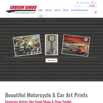 Cruisingoods.net thumbnail
