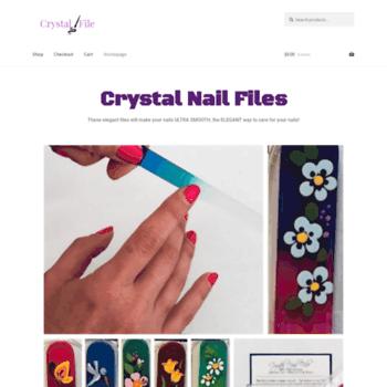 Crystalfile.net thumbnail
