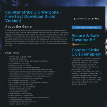 free download counter strike warzone