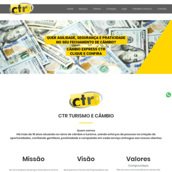 Ctrcambio.com.br thumbnail