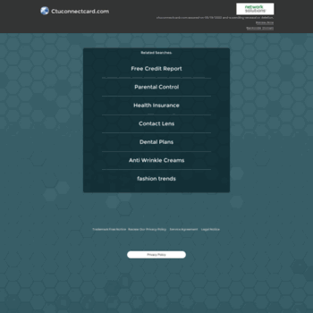 ctuconnectcard.com