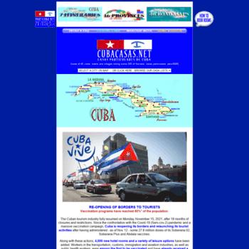Cubacasas.net thumbnail