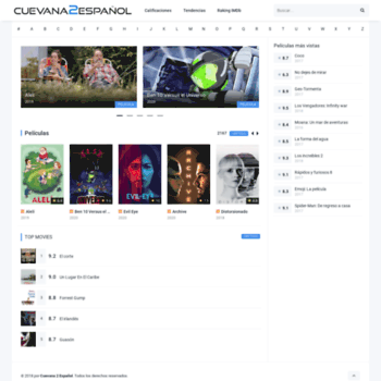 Cuevana2espanol.tv thumbnail
