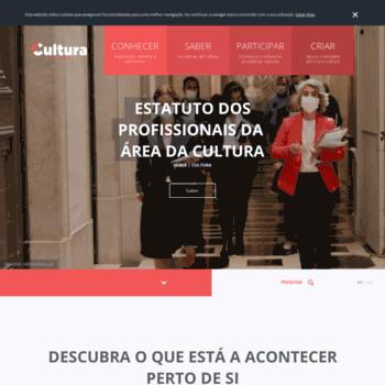 Culturaportugal.gov.pt thumbnail