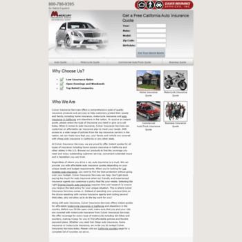 Culverinsurance.net thumbnail