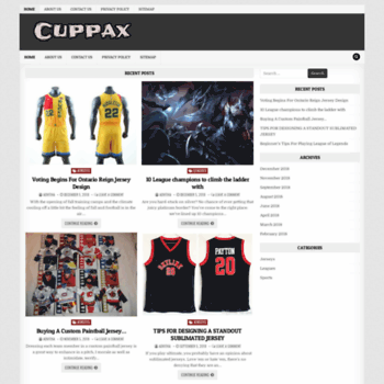 Cuppax.in thumbnail