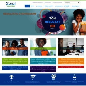 Curat-edu.org thumbnail