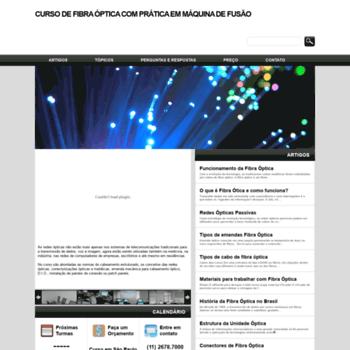 Curso-fibra-optica.com.br thumbnail