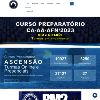 Cursoascensao.com.br thumbnail