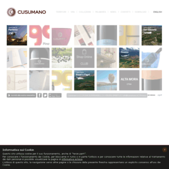 Cusumano.it thumbnail