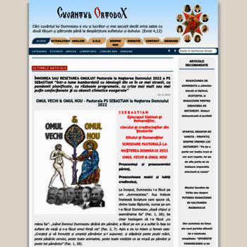 Cuvantul-ortodox.ro thumbnail