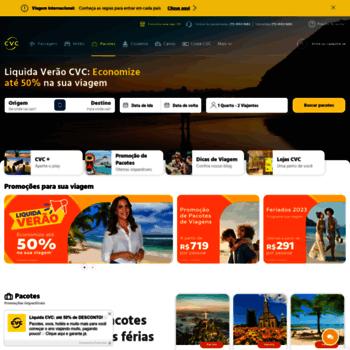 Cvc.com.br thumbnail
