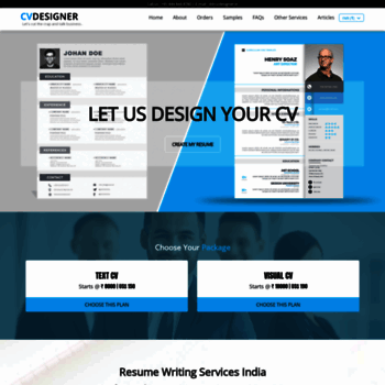 Cvdesigner In At Wi 1 Professional Resume Writing Service