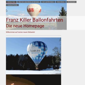 Cw-ballon.ch thumbnail
