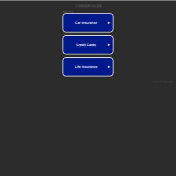 Cyberecki.de thumbnail