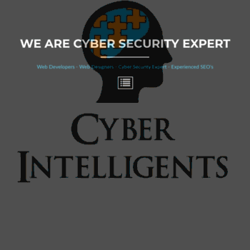 Cyberintelligents.in thumbnail