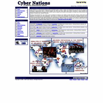Cybernations.net thumbnail