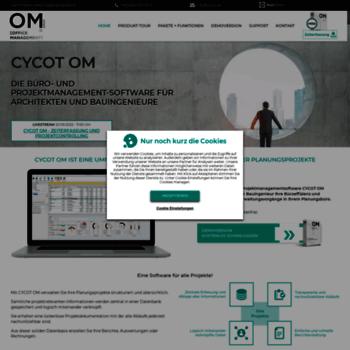 Cycot-om.de thumbnail