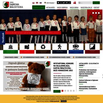 Dabrowa-bial.pl thumbnail