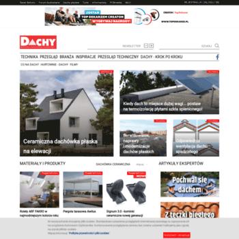Dachy.info.pl thumbnail