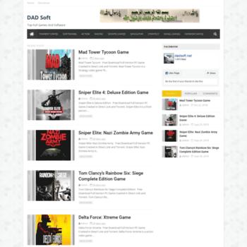 Dadsoft.net thumbnail